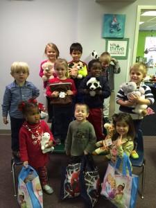 Preschool Love Bags for PCM